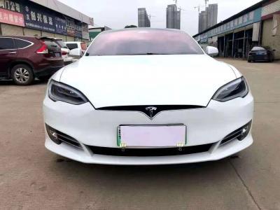 2019年1月 特斯拉 Model S Model S 75D 标准续航版图片
