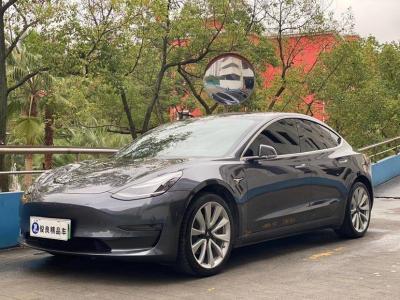 2019年10月 特斯拉 Model 3 长续航后驱版图片
