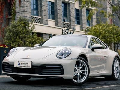 2020年11月 保时捷 911 Carrera 3.0T图片