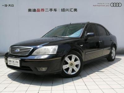 福特蒙迪欧&nbsp2.0L Ghia-Ltd AT尊贵型