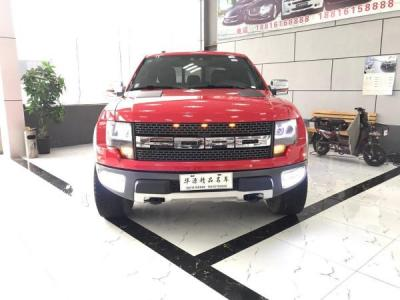 福特 猛禽  F-150 SVT Raptor SuperCrew 6.2图片