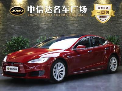 2017年10月 特斯拉 Model S Model S 75图片