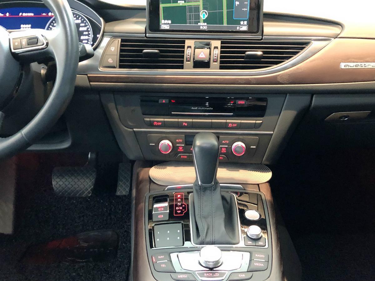 奥迪 奥迪A6  2017款 Avant 40 TFSI 运动型图片