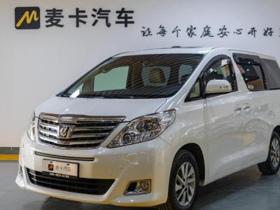 2012年6月 丰田 埃尔法(进口) 3.5L 豪华版图片