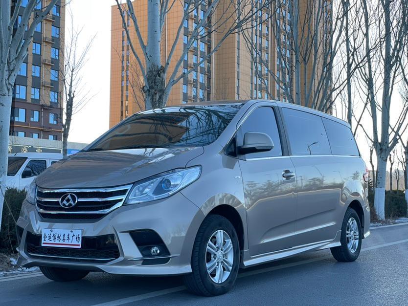 上汽大通MAXUS G10  2019款 改款 PLUS 2.0T 自动精英版 国VI图片
