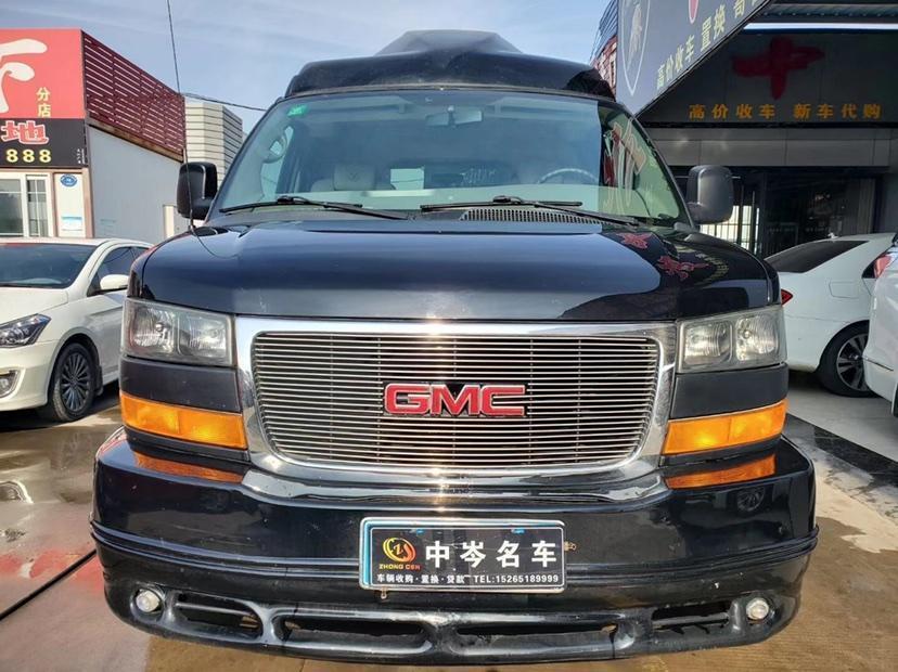 GMC SAVANA  2011款 6.0L 商务之星7座图片