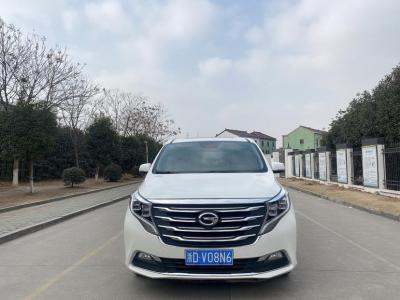 2019年2月 广汽传祺 GM8 320T 尊贵版图片