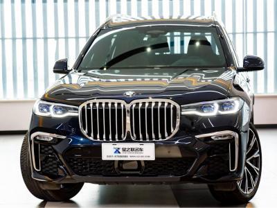 2020年7月 宝马 宝马X7(进口) xDrive40i 行政型M运动套装图片
