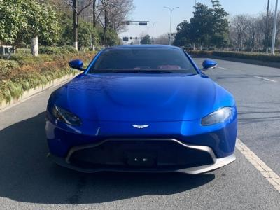 阿斯頓·馬丁 V8 Vantage  2020款 4.0T V8 Coupe