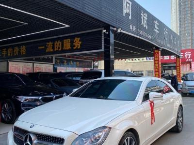 2013年6月 奔驰 奔驰CLS级(进口) CLS 300 CGI图片