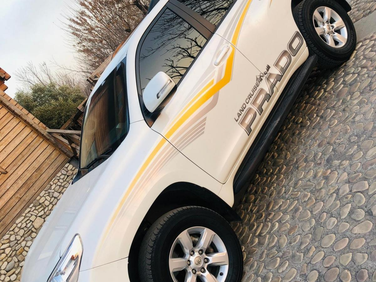 丰田 普拉多  2016款 2.7L 自动豪华版图片
