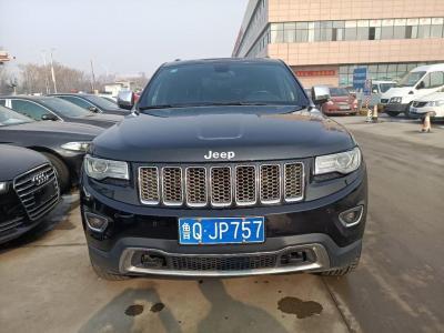 2014年5月 Jeep 大切诺基(进口) 3.0L 舒享导航版图片