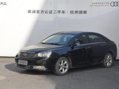 2012年5月 吉利 经典帝豪 三厢 1.8L CVT豪华型图片