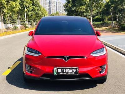 2020年10月 特斯拉 Model X Performance 高性能版图片