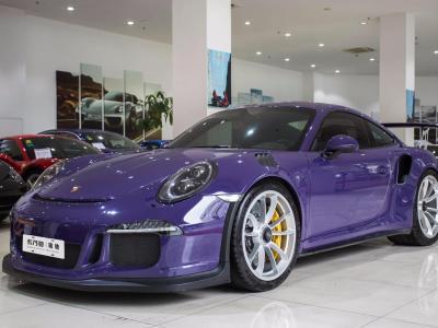 保时捷 911  2015款 GT3 RS