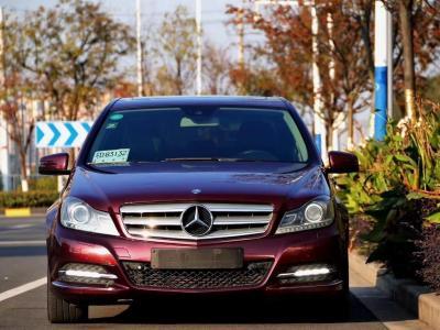 2012年9月 奔驰 奔驰C级 C 200 CGI 时尚型图片