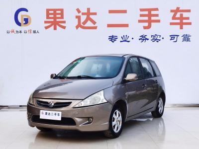 东风风行 景逸  2011款 LV 1.5L AMT尊享型图片