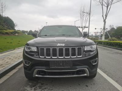 Jeep 大切諾基  2015款 3.0L 舒享導航版
