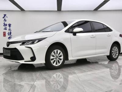 丰田 卡罗拉  2021款 1.2T S-CVT 豪华版图片