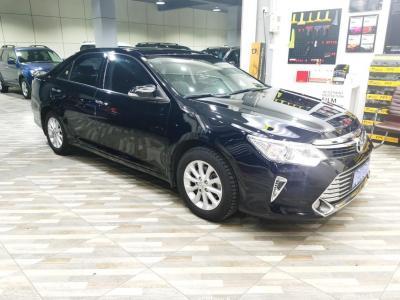 丰田 凯美瑞  2015款 2.0G 领先版