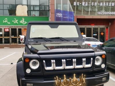 北京 BJ80  2016款 2.3T 自动尊贵版图片