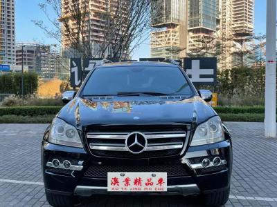 2011年1月 奔驰 奔驰GL级(进口) GL 400 4MATIC豪华型图片