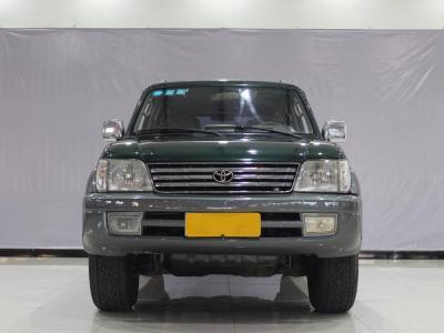 豐田普拉多(進口) 2001款 普拉多2700
