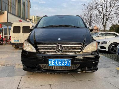 2011年9月 奔驰 奔驰唯雅诺(进口) Viano 3.5L图片