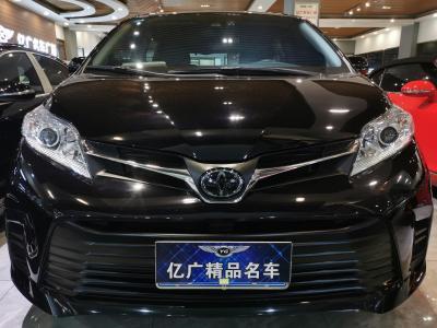 2020年1月 丰田 塞纳(进口) 3.5L 四驱L图片