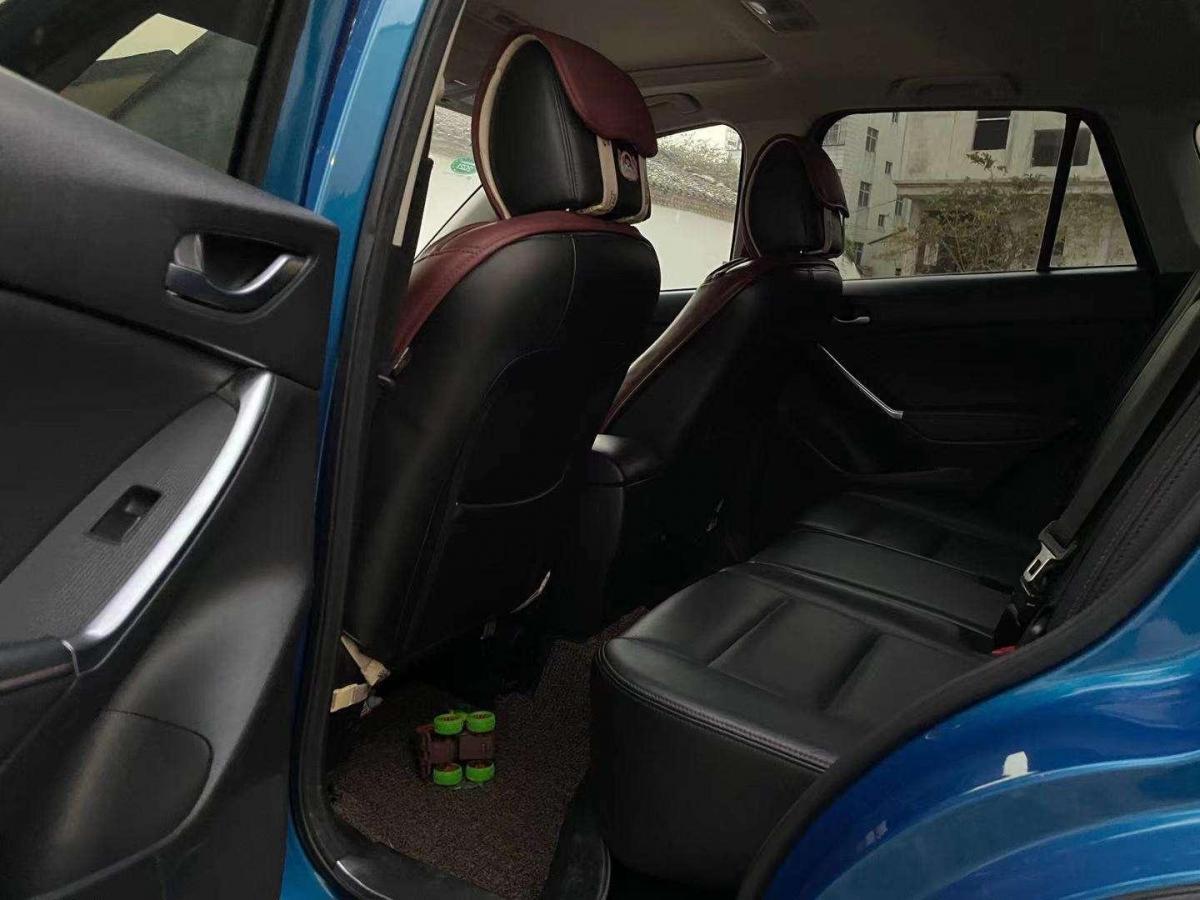 马自达 CX-5  2013款 2.5L 自动四驱豪华型图片