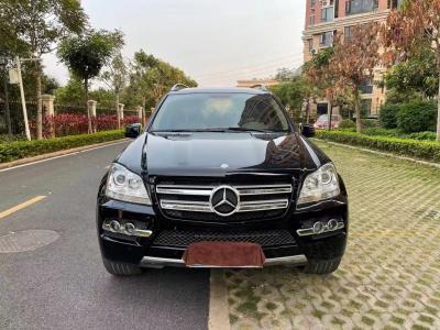 2012年5月 奔驰 奔驰GL级(进口) GL 450 4MATIC尊贵型图片
