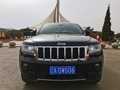 2011年6月 Jeep 大切诺基(进口) 3.6L 70周年限量版图片