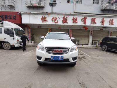 江淮 帥鈴T6  2018款 2.0T柴油國V創客版標準型長軸HFC4DB2-1D1圖片