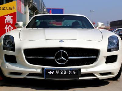奔馳 奔馳SLS級AMG  2011款 SLS AMG