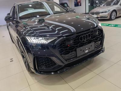 2021年6月 奧迪 Sport 奧迪RS Q8  RS Q8 4.0T 尊享版圖片