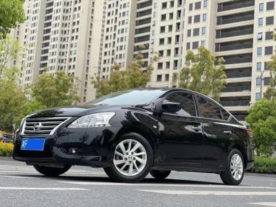 2013年4月 日产 轩逸 1.6XL 手动豪华版图片