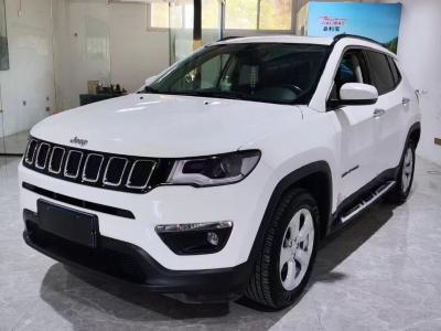Jeep 指南者  2017款 200T 自動家享版