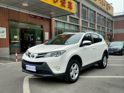 丰田 RAV4荣放  2013款 2.0L CVT四驱风尚版图片