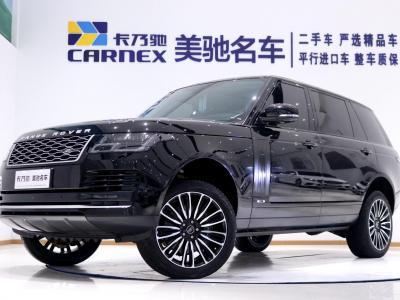 2019年2月 路虎 揽胜(进口) 3.0 V6 SC 传世加长版图片