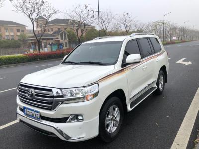 丰田 兰德酷路泽  2018款 5.7L VX-R 12气 底升(中东版)图片