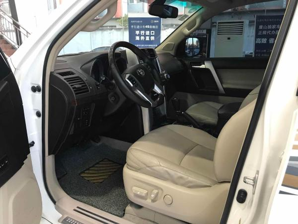 丰田 普拉多  4.0 VX 导航版图片