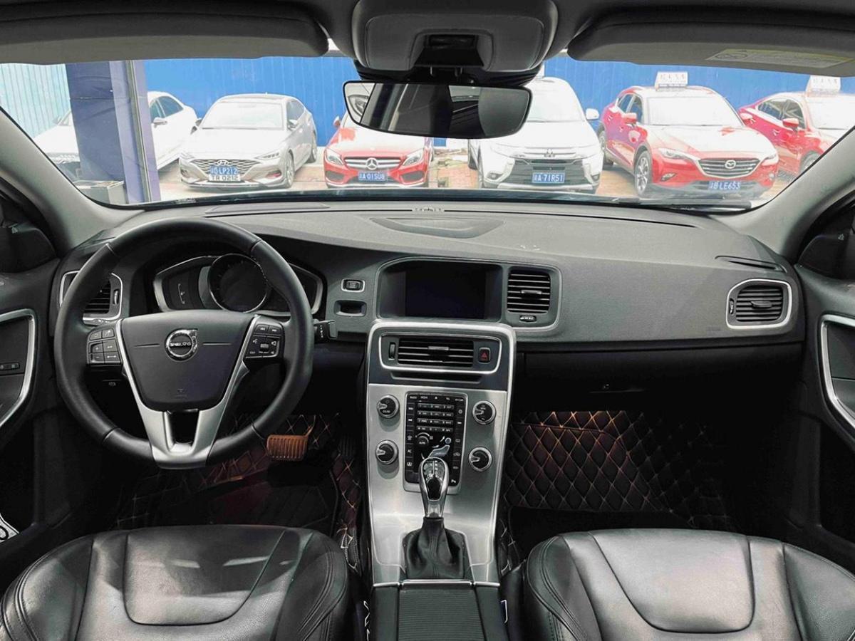 沃尔沃 S60L  2018款 T5 智驭进取版图片