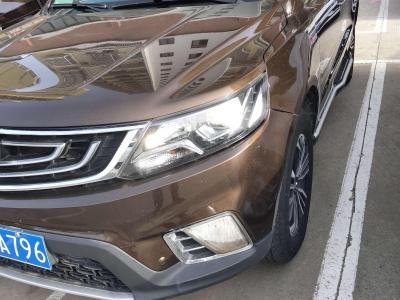 吉利 远景SUV  2016款 1.3T CVT旗舰型图片