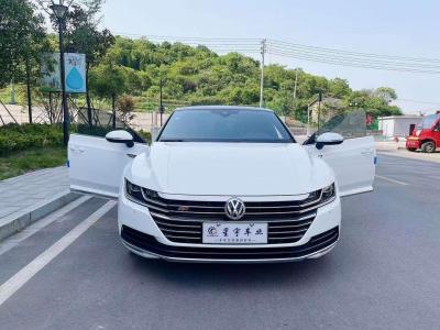 2019年9月 大众 一汽-大众CC 330TSI 魅颜版 国VI图片