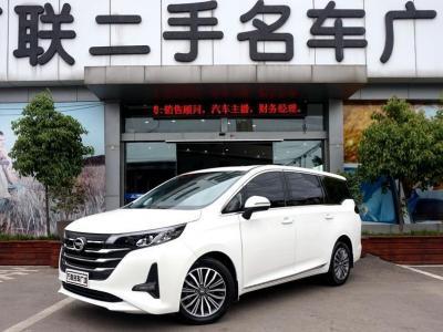 2019年5月 广汽传祺 GM6 270T 自动尊享版(七座)图片