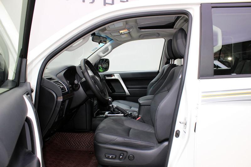 丰田 普拉多  2018款 3.5L 自动TX-L图片