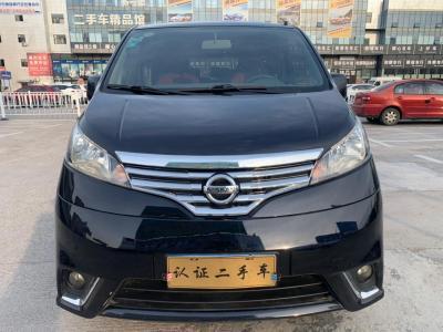 日产 NV200  2018款 1.6L CVT豪华型