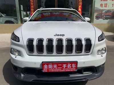 Jeep 自由光  2014款 2.4L 豪华版图片