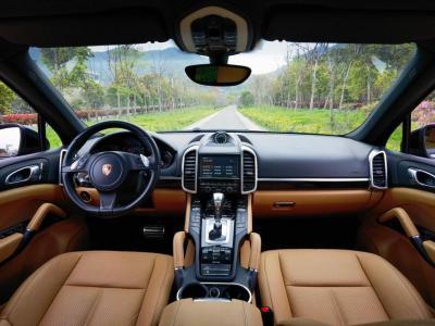 2014年9月 保时捷 Cayenne Cayenne Platinum Edition 3.0T图片