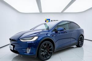 2019年7月 特斯拉 Model X  标准续航版图片